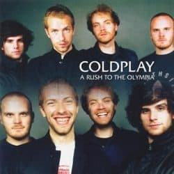Coldplay | Konzert A Rush of Blood to the Head Tour: A Rush to the Olympia '02