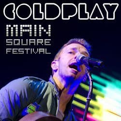 Coldplay | Concert Live @ Main Square Festival 2011