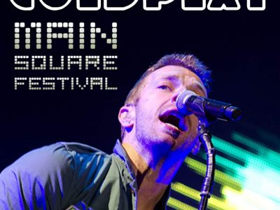 Coldplay - Concert Live @ Main Square Festival 2011