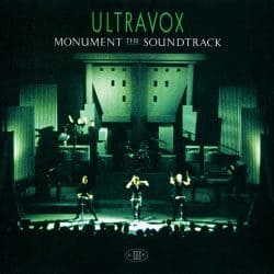Ultravox | Konzert Monument Tour: Monument, The Soundtrack: Live im Hammersmith Odeon '82
