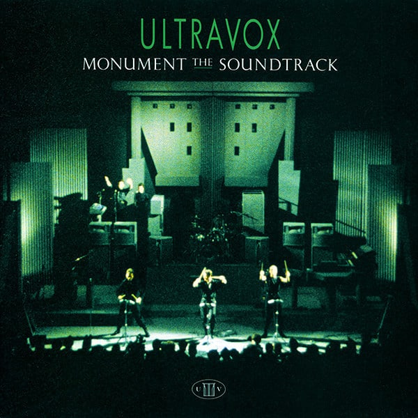 Ultravox - Monument, The Soundtrack - 1983