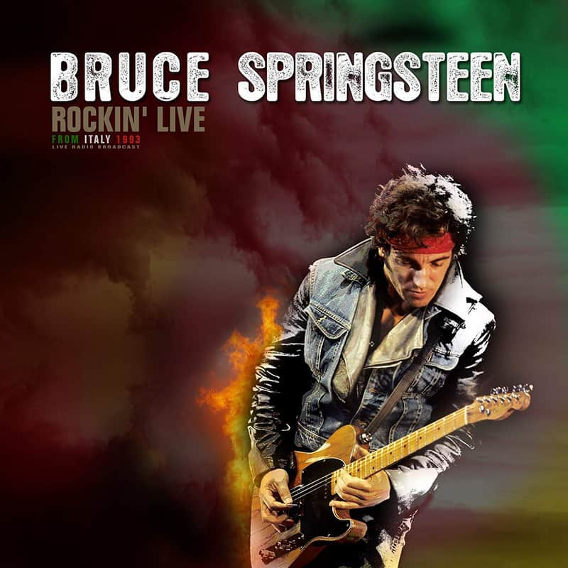 Bruce Springsteen - Concert Rockin' Live From Italy 1993