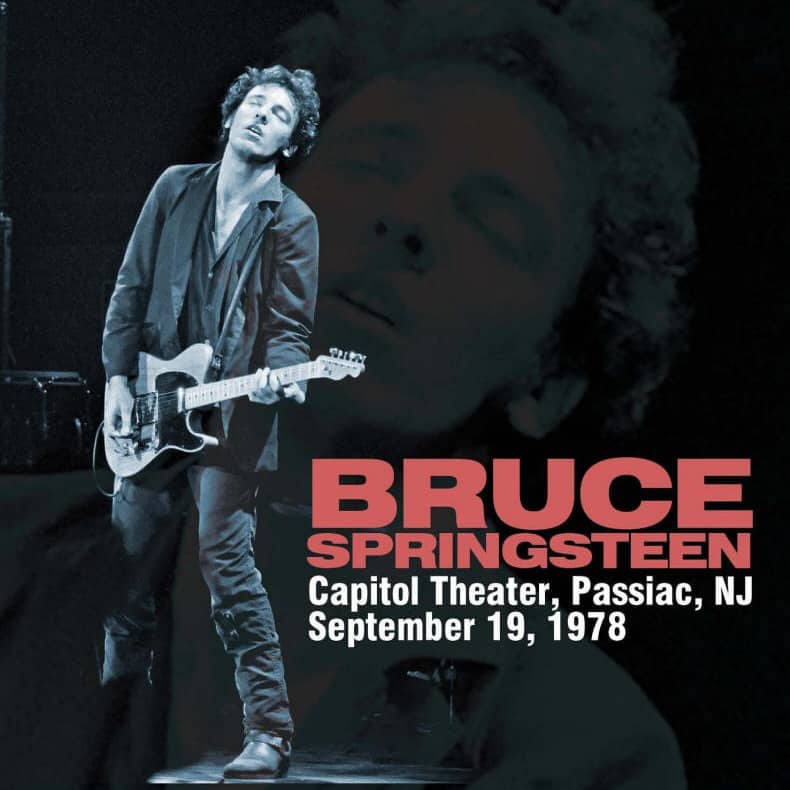 Bruce Springsteen & The E Street Band - Concert Darkness Tour- Live @ Capitol Theatre 1978