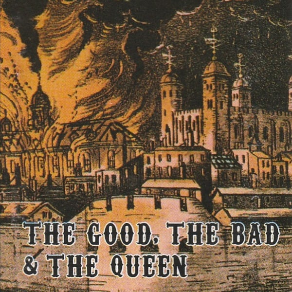 The Good, the Bad & the Queen - Concert Live @ St-Denis 2006