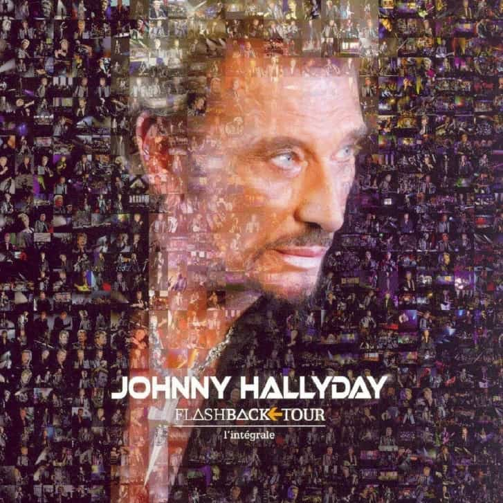 Johnny Hallyday - Concert Flashback Tour- Bercy 2006