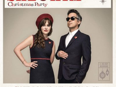 She & Him - Christmas Party - 2016
