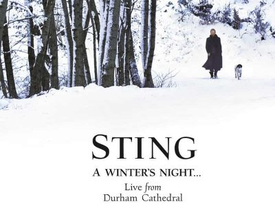 Sting - Concert At Winter's Night- Live From Durham Cathedral - 2009