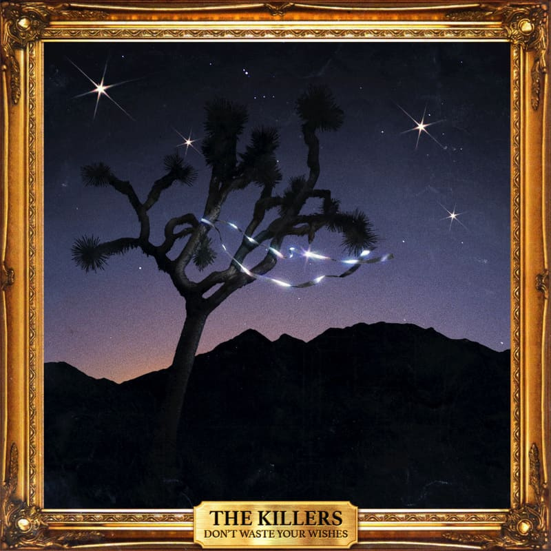 The Killers - Don't Waste Your Wishes - 2016