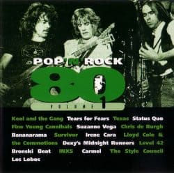 Pop 'n' Rock '80 | Volume 1 – 1995
