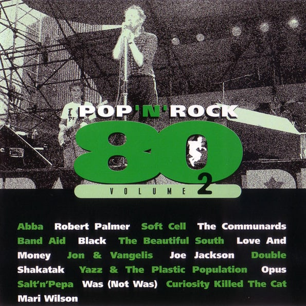 Pop 'n' Rock '80, Volume 2 -1995