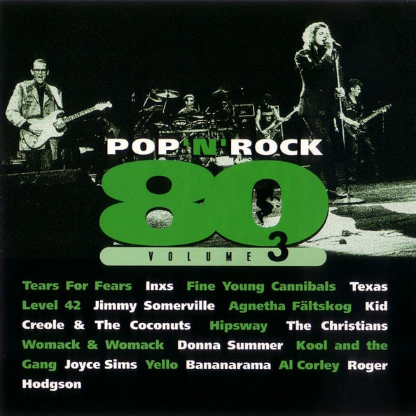 Pop 'n' Rock '80 | Volume 3 – 1996