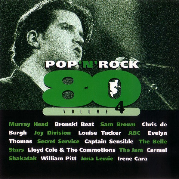 Pop 'n' Rock '80, Volume 4 -1996