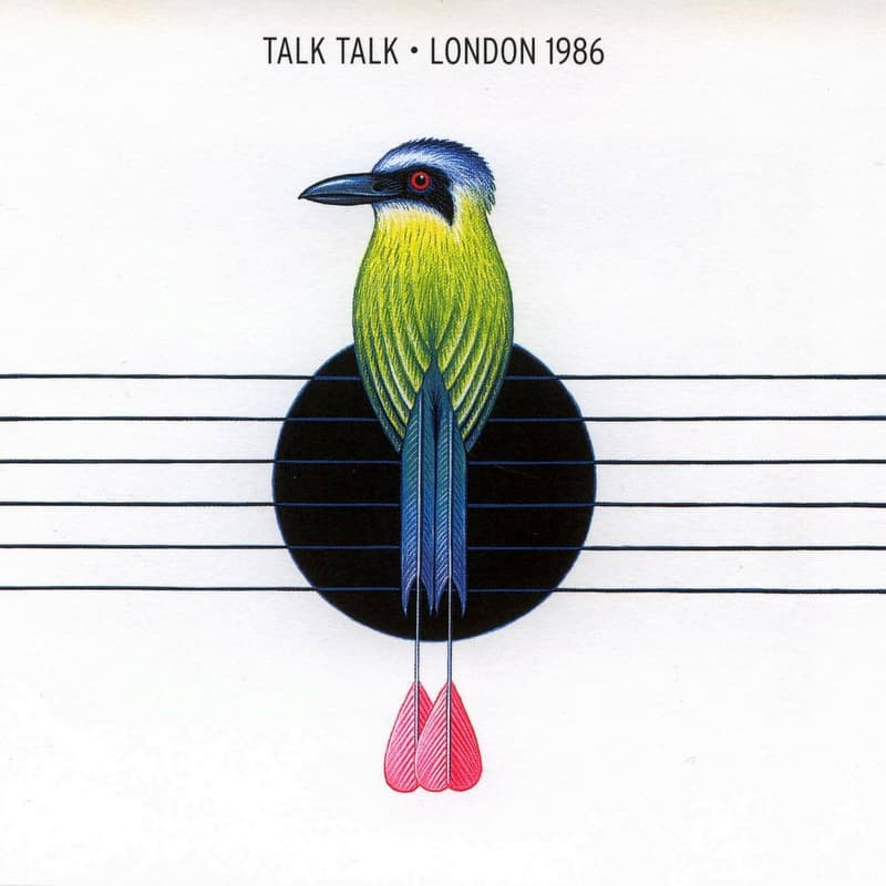 Talk Talk - Concert The Colour of Spring- London 1986