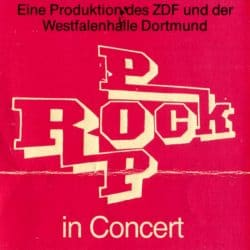 Talk Talk | Konzert It's My Life Tour: Live @ Rockpop in Concert '84