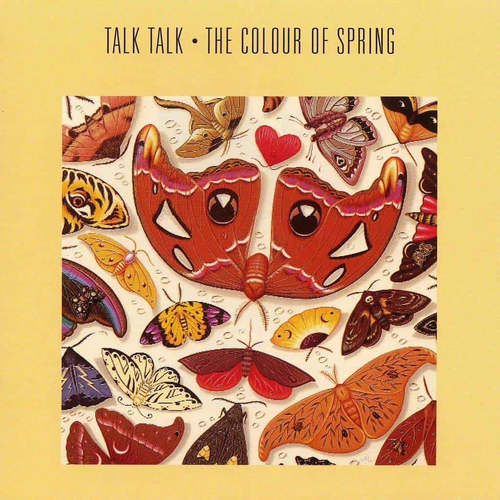 Talk Talk - The Colour of Spring - 1986