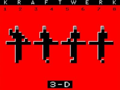 Kraftwerk - 3D-Catalogue - 2017