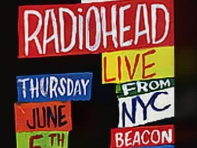 Radiohead - Concert 2$ Bill Concert Series- Live From New York 2003