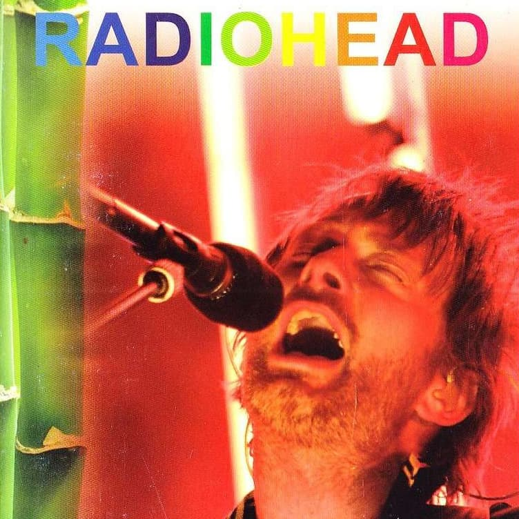 Radiohead - Concert In Rainbow Tour- Live From Japan 2008