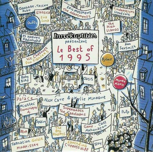 Les Inrockuptibles - Best of 1995