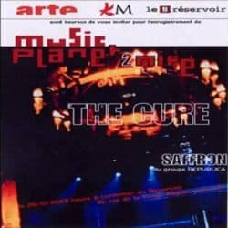 The Cure | Konzert Live @ Reservoir Paris '01