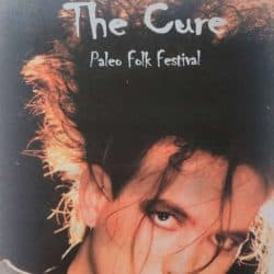 The Cure | Concert Summer Festivals Tour: Live @ Paléo Festival '02