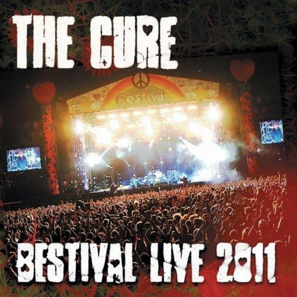 The Cure - Concert Reflections Tour- Live @ Bestival Festival 2011