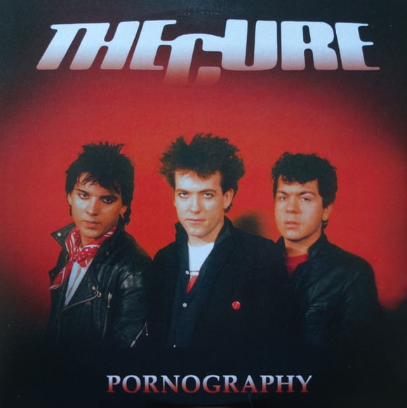 The Cure - Concert The Top Tour- Live in Munich 84