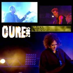 The Cure | Konzert 9 Festival Tour: Live @ La Route du Rock Festival '05