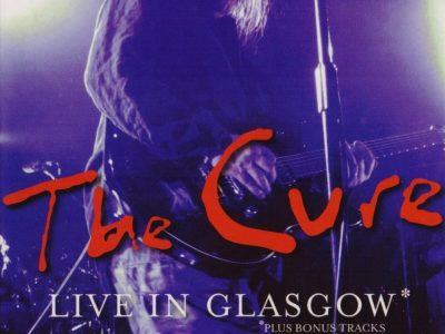 The Cure - Live in Glasgow 1984