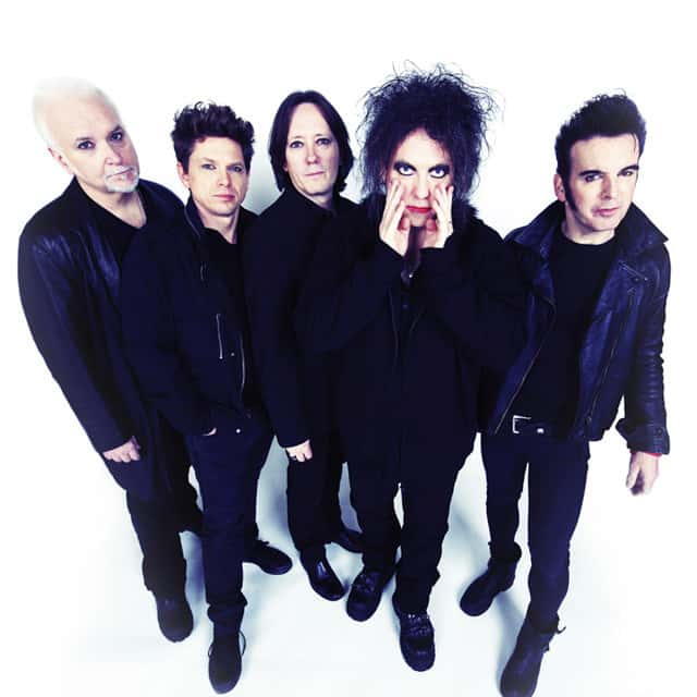 The Cure - Mega Jukebox Collection