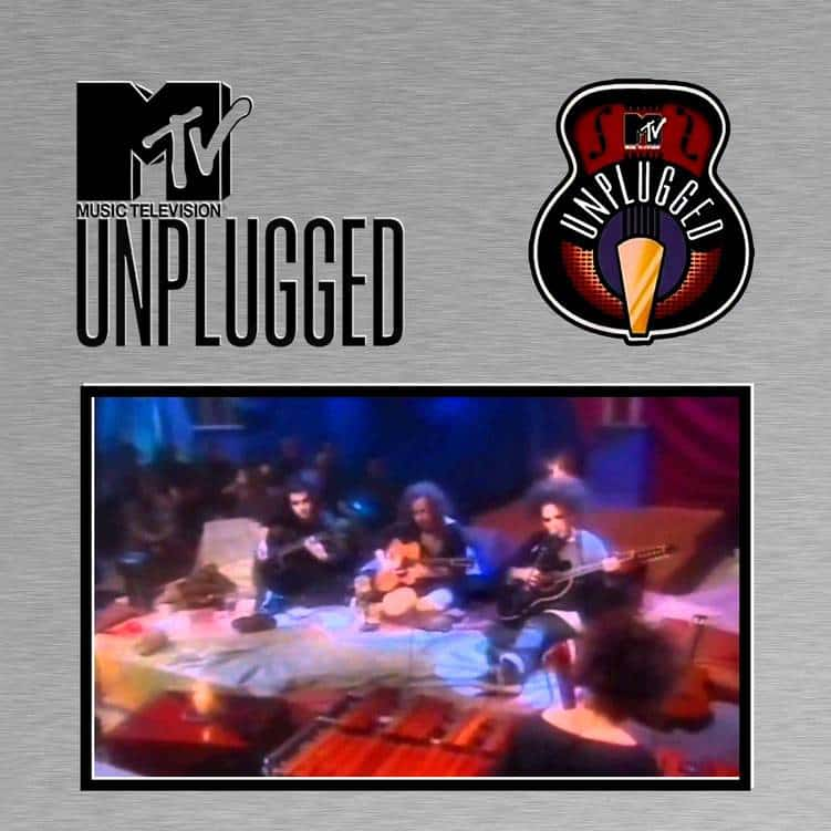 The Cure | Concert The Pleasure Trips Tour: Live MTV Unplugged '91
