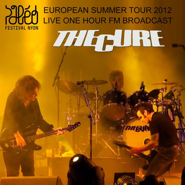 The Cure | Concert SummerCure 2012 Tour: Live @ Paléo Festival '12
