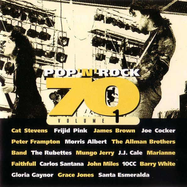 Pop 'n' Rock 70, Volume 1