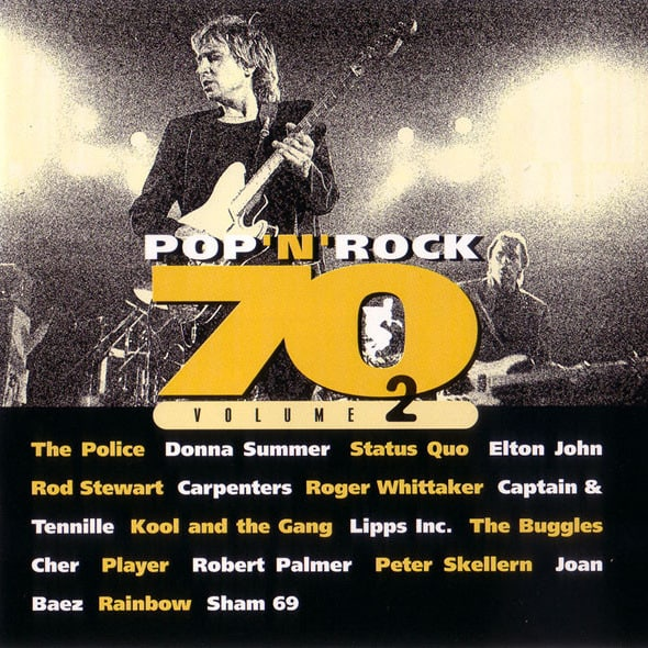 Pop 'n' Rock '70 | Volume 2 – 1995