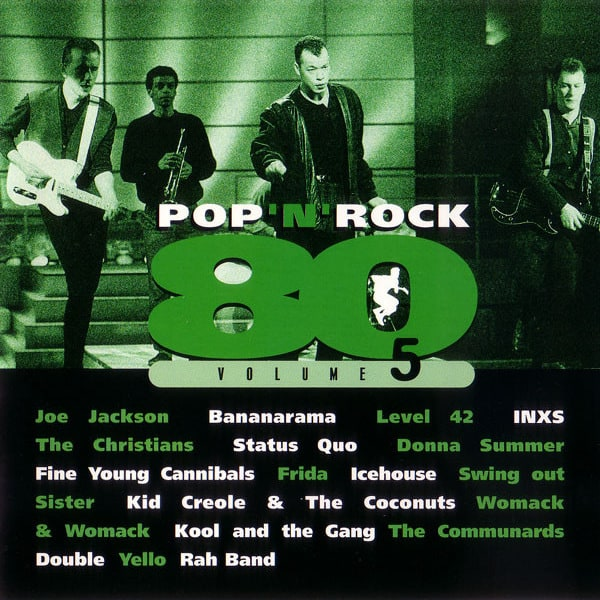 Pop 'n' Rock '80, Volume 5 -1996