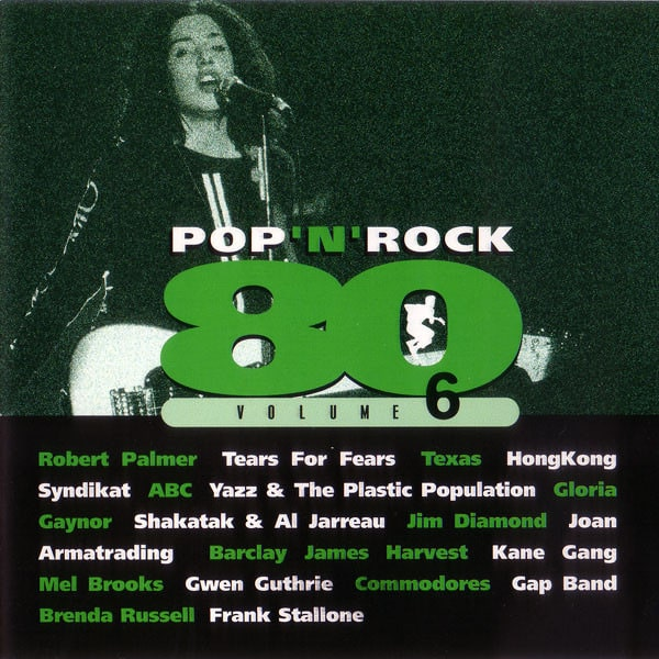 Pop 'n' Rock '80, Volume 6 - 1997