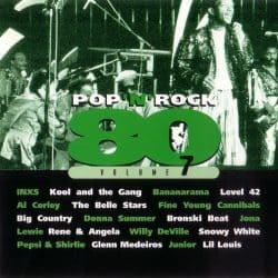 Pop 'n' Rock '80 | Volume 7 – 1997