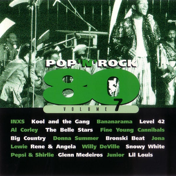 Pop 'n' Rock '80, Volume 7 - 1997