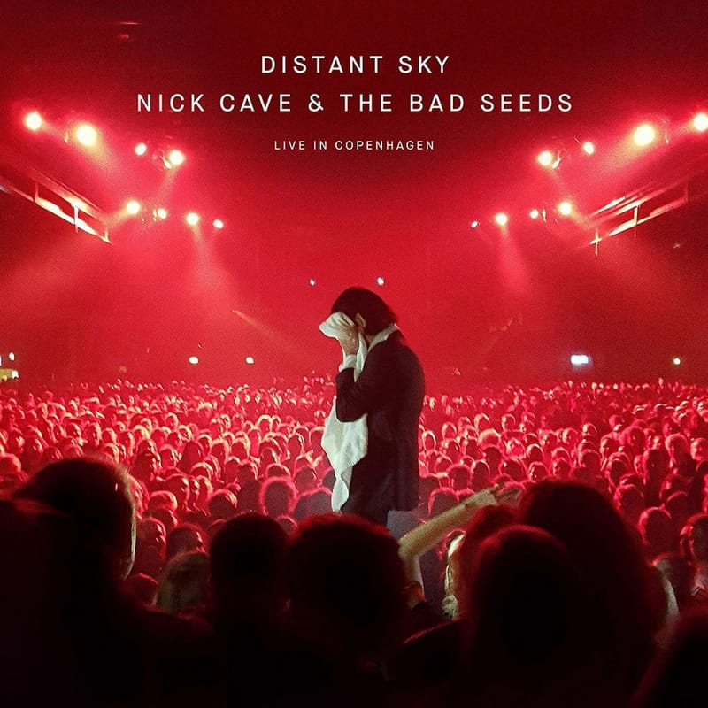 Nick Cave and The Bad Seeds - Concert Skeleton Tree Tour- Distant Sky, Live in Copenhagen 2017