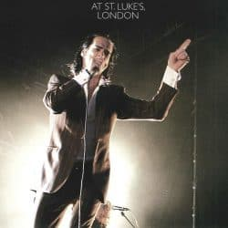 Nick Cave and the Bad Seeds | Konzert Dig, Lazarus, Dig!!! Tour: Live @ St. Luke's ' ...