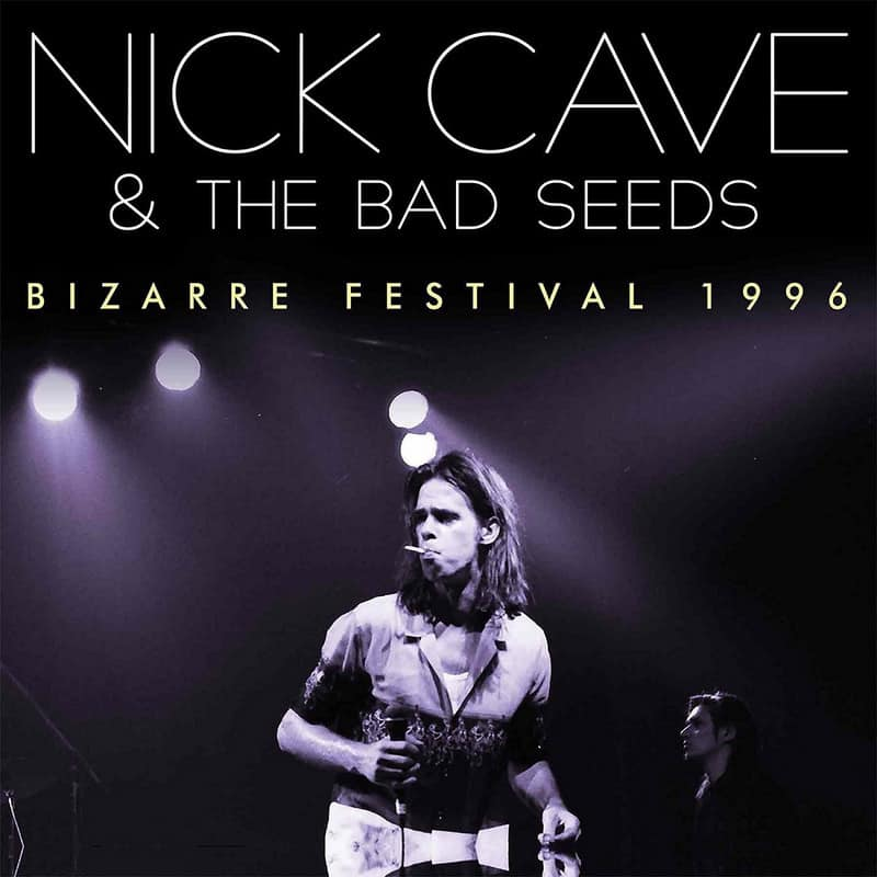 Nick Cave and the Bad Seeds - Concert Murder Ballads Tour- Live @ Bizarre Festival 1996