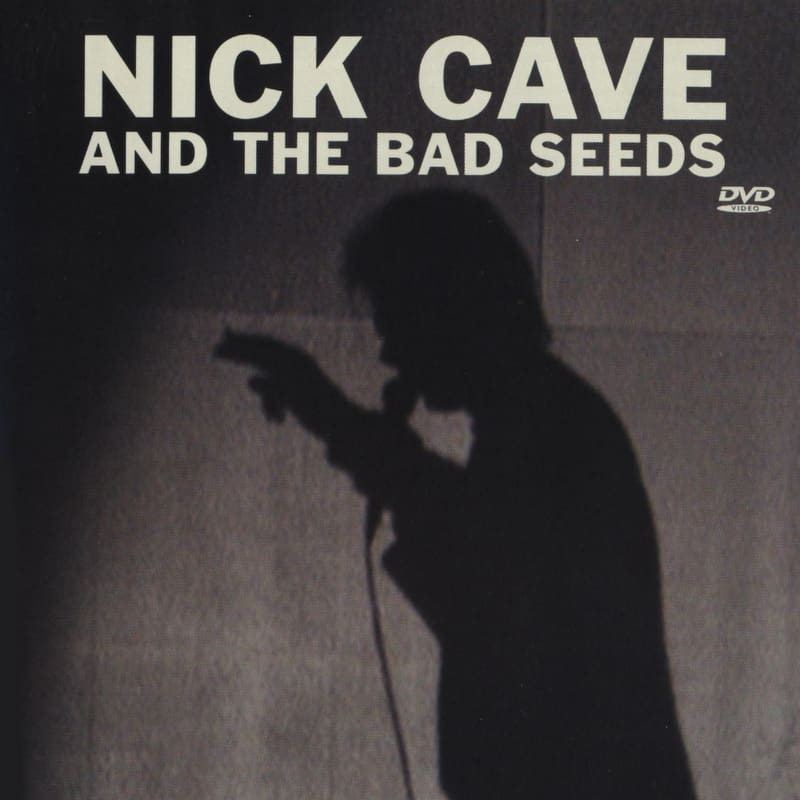 Nick Cave and the Bad Seeds - Concert No More Shall We Part Tour- God Is in the House, Live @ Transbordeur 2001
