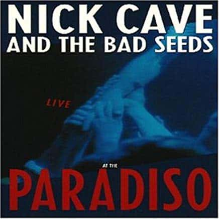 Nick Cave and the Bad Seeds - Concert Henry's Dream Tour- Live @ Paradiso 1992