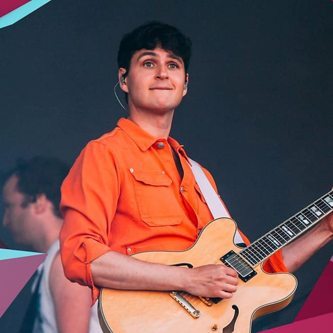 Vampire Weekend - Concert Father of the Bride Tour- Live at Glastonbury 2019
