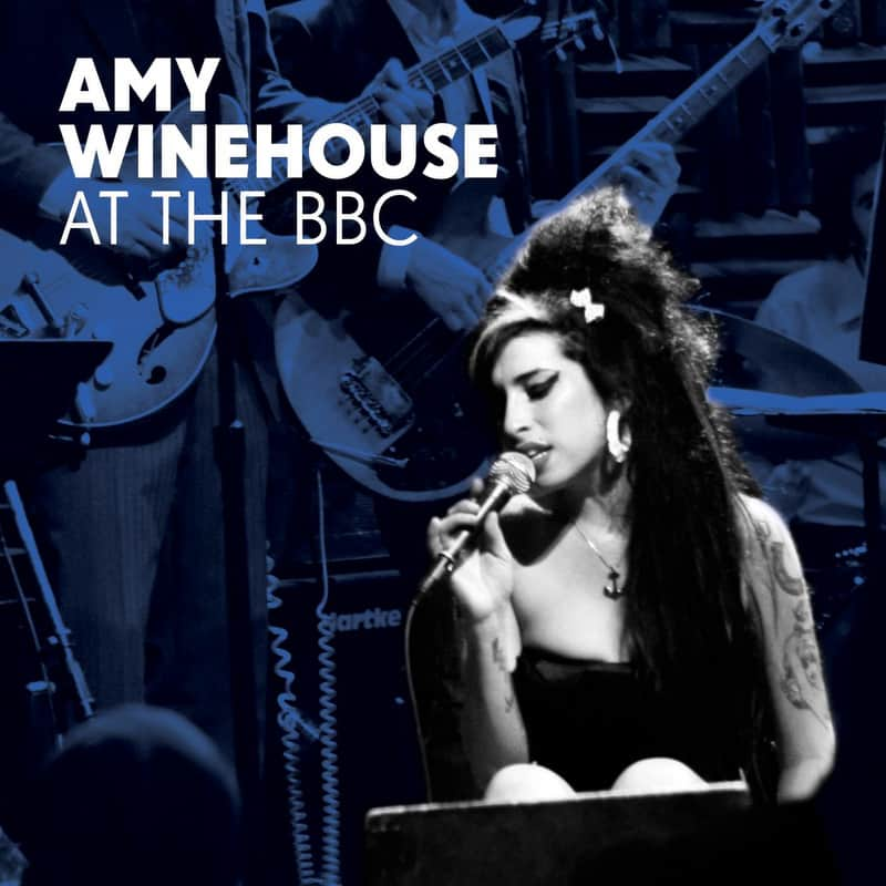 Amy Winehouse - Concert Back to Black Tour- Live at the BBC 2007