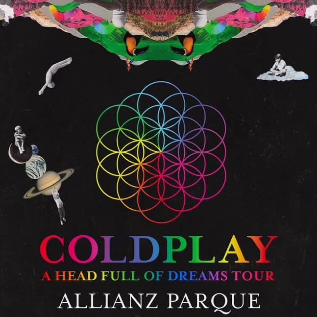 Coldplay - A Head Full of Dreams Tour- Live in São Paulo 2016