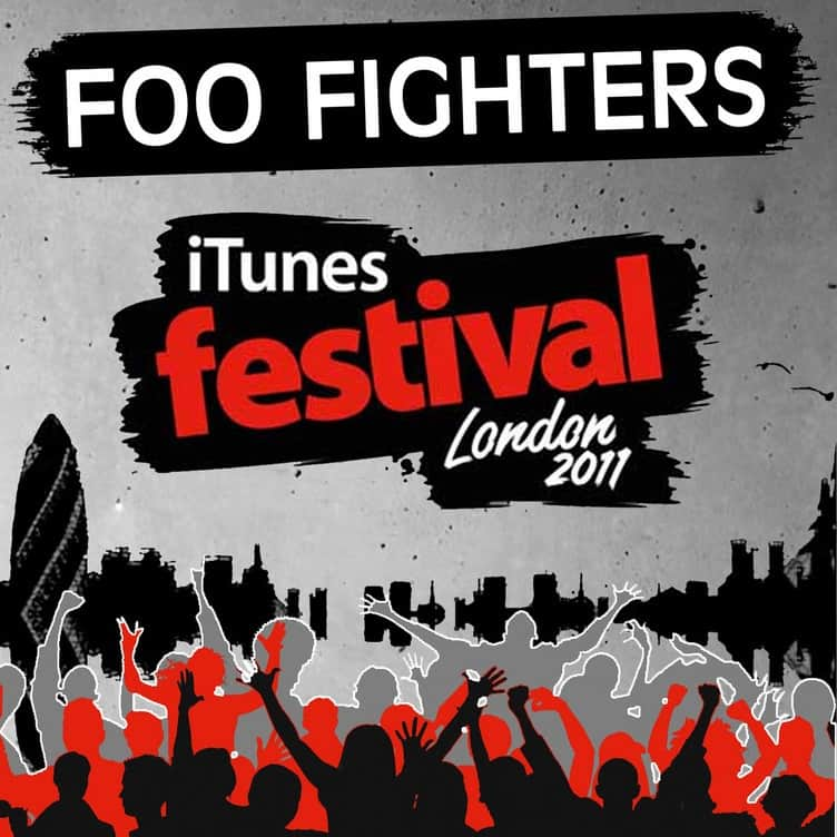 Foo Fighters - Concert Live @ iTunes Festival - London 2011