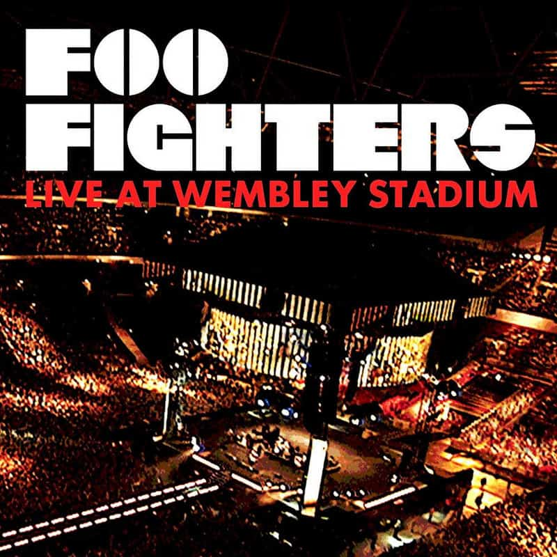 Foo Fighters - Live at Wembley Stadium 2008