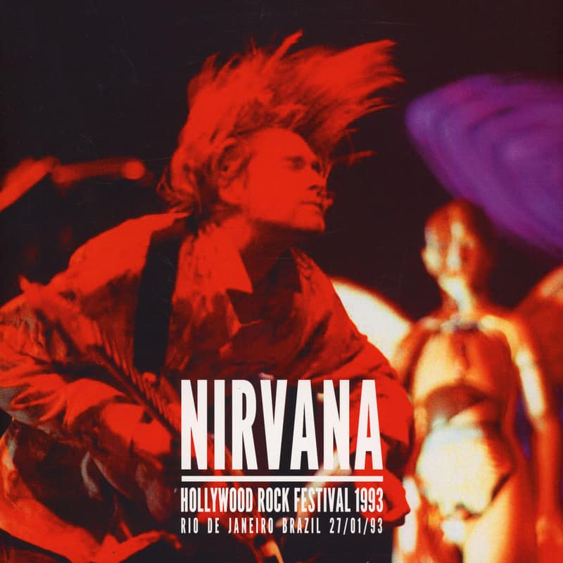 Nirvana - Concert In Utero Tour- Nirvana Live at Hollywood Rock Festival 1993