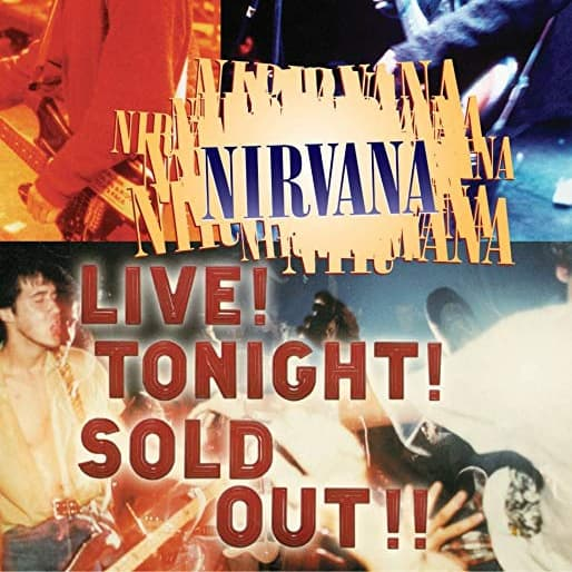 Nirvana - Live! Tonight! Sold Out!! - Musical Documentary - 1994